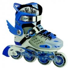 รองเท้าสเก็ต โรลเลอร์เบลด รุ่น Fly Pro (สีน้ำเงิน)